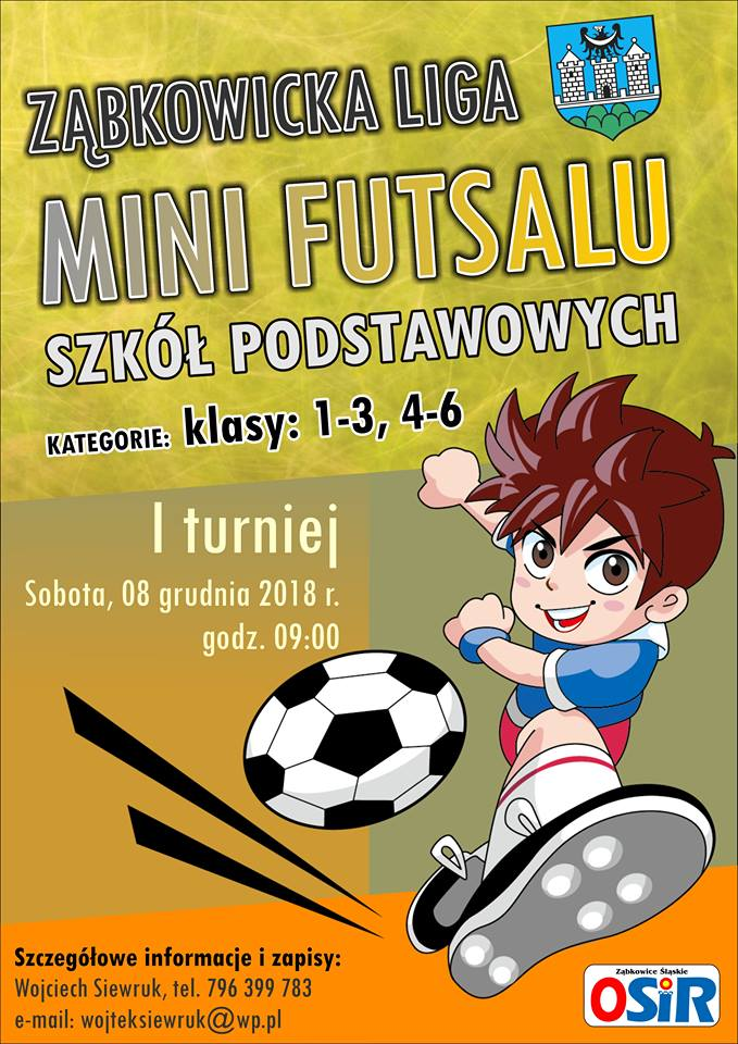 mini futsal 2019 a small